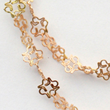 2015 Gold Chain: four colours of 18ct gold