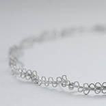 2015 Heather Sprig Chain: Silver
